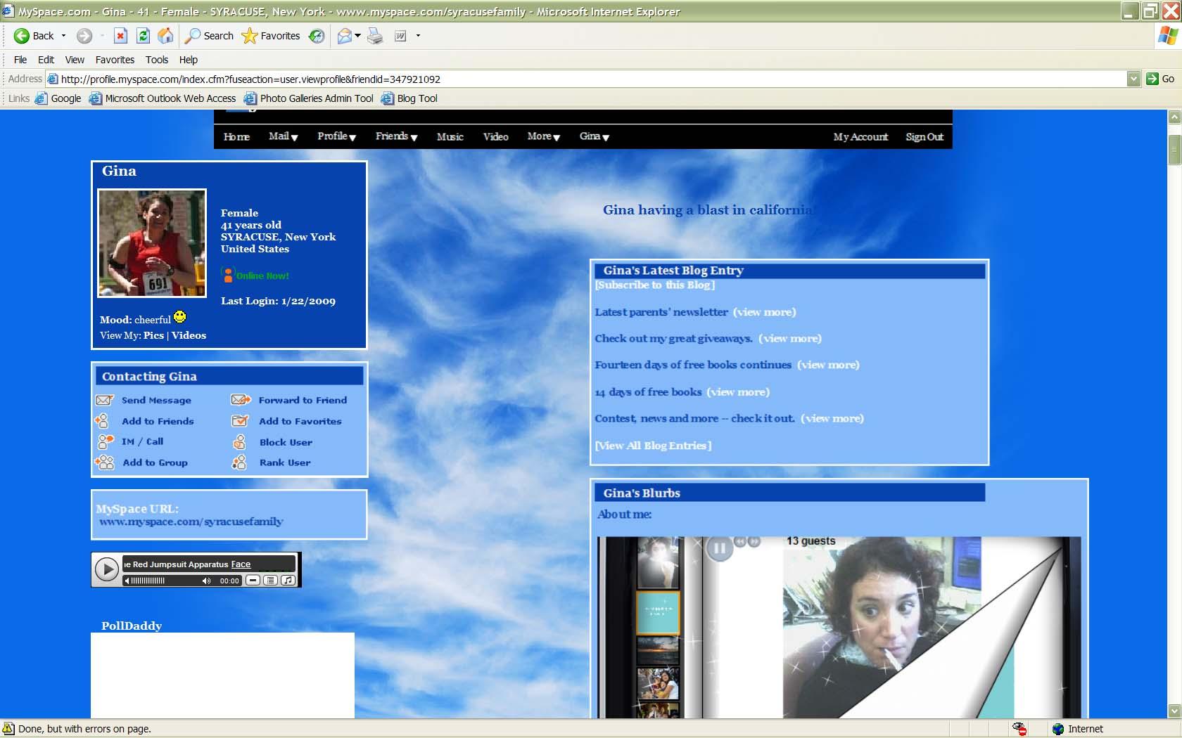 myspacepage